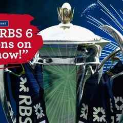 RBS 6 NATIONS 2016