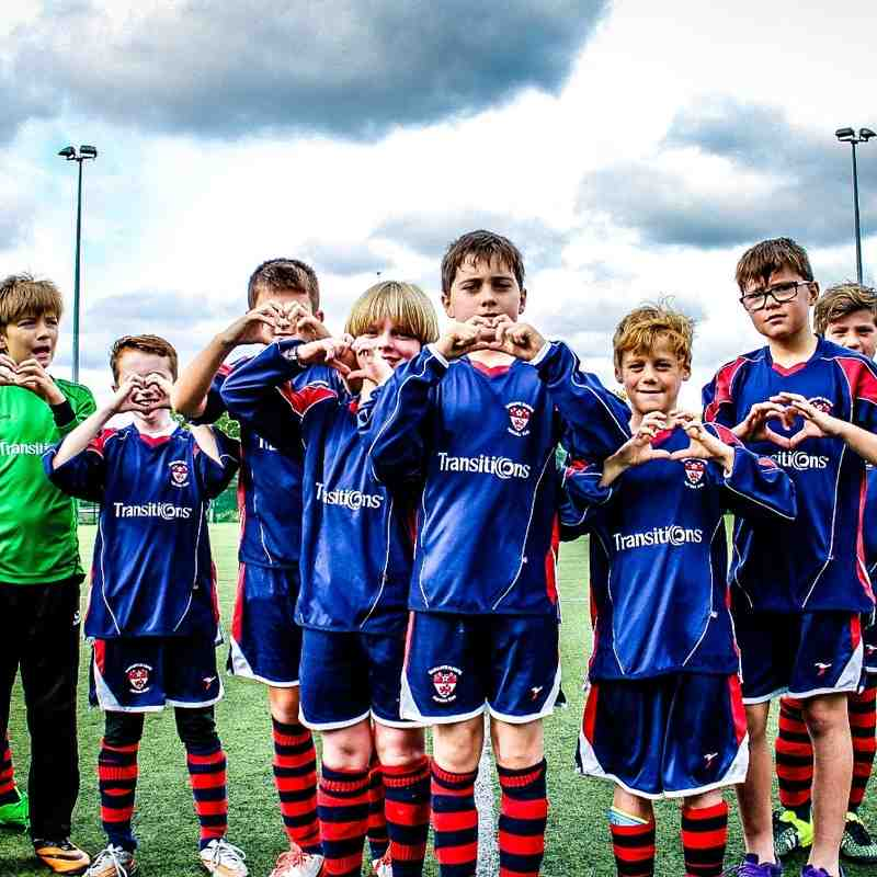 U11 Blues #heart4rhya Photos
