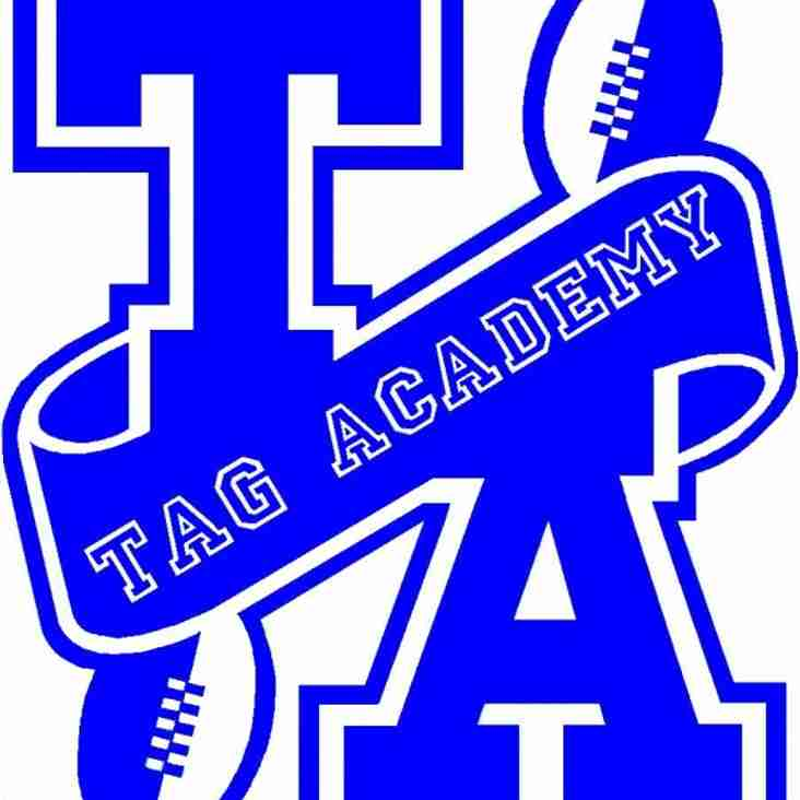 Tag Academy Logo Revealed!