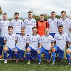 Turton First team beat Coppull United, to reach quarter finals of Shield