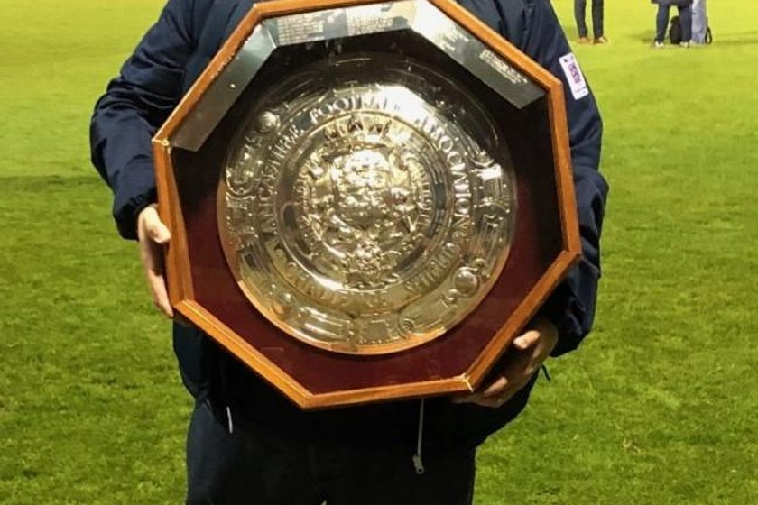 Cup double for Turton as they add shield success for first time