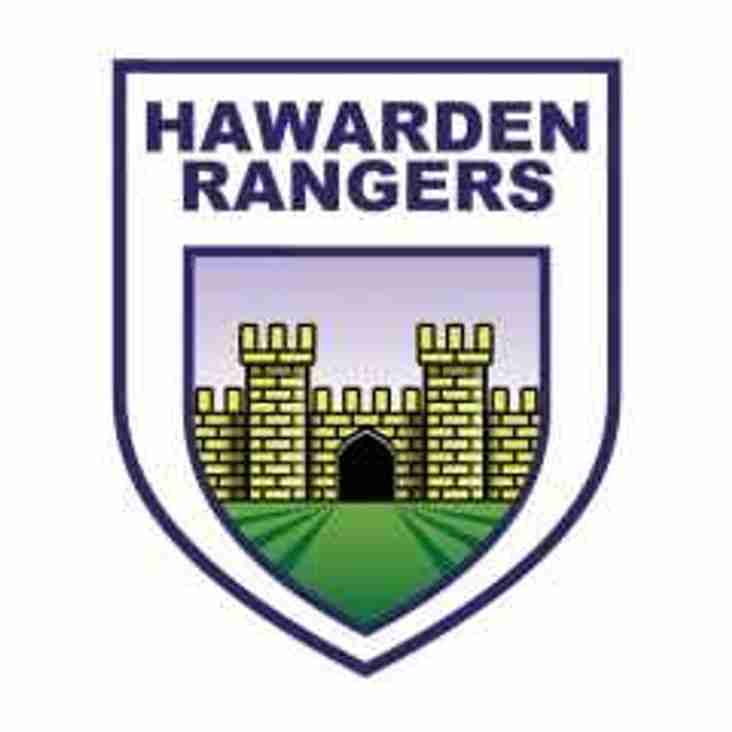 Hawarden Rangers Sponsorship Packages