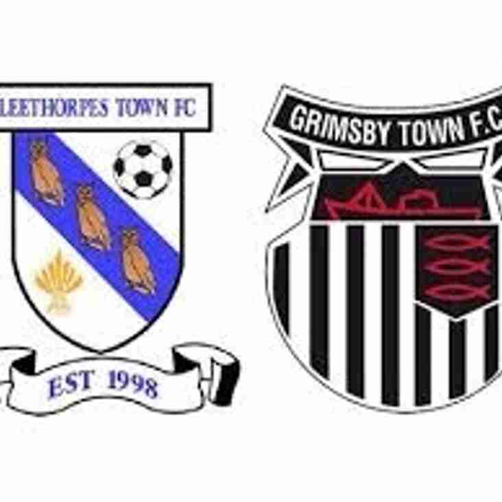 Pre Season Friendly News v Grimsby Town