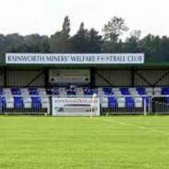 Bus to Rainworth MW in FA Cup
