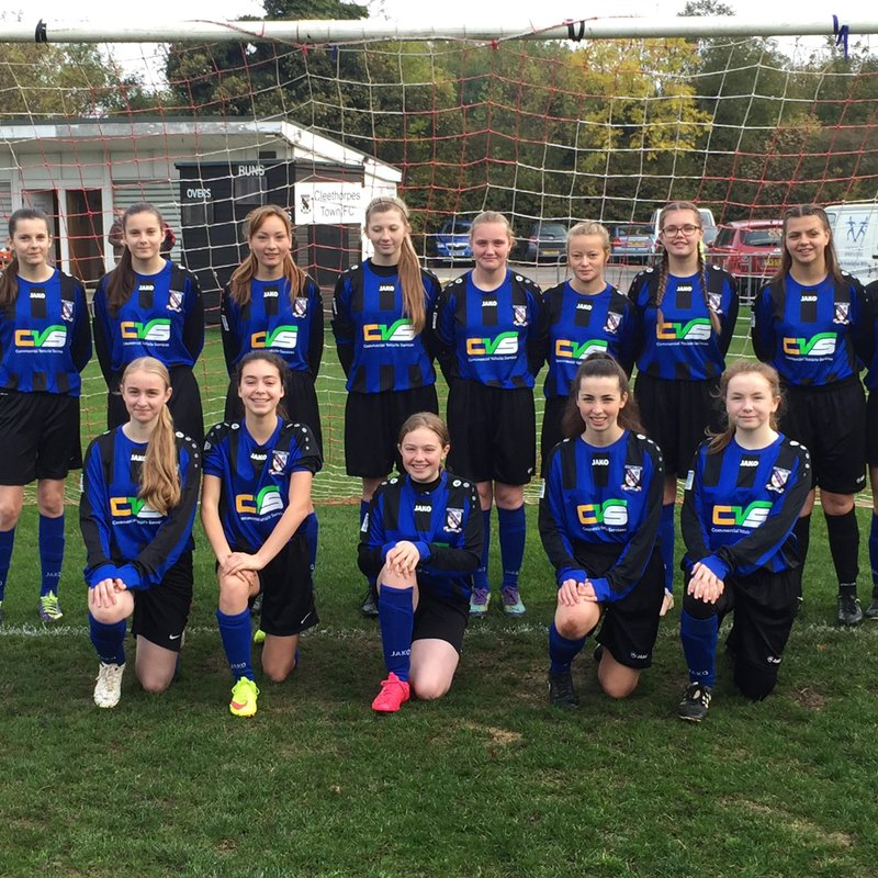 Match Summary: Under 15's rewarded with fine home win