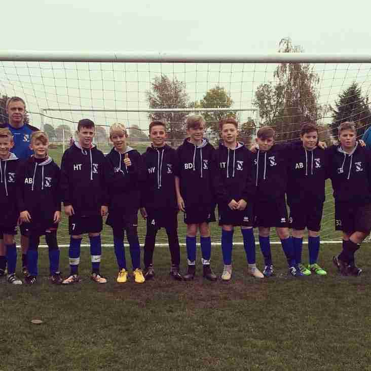 Under 13's JFC enjoy crucial earned victory on Saturday