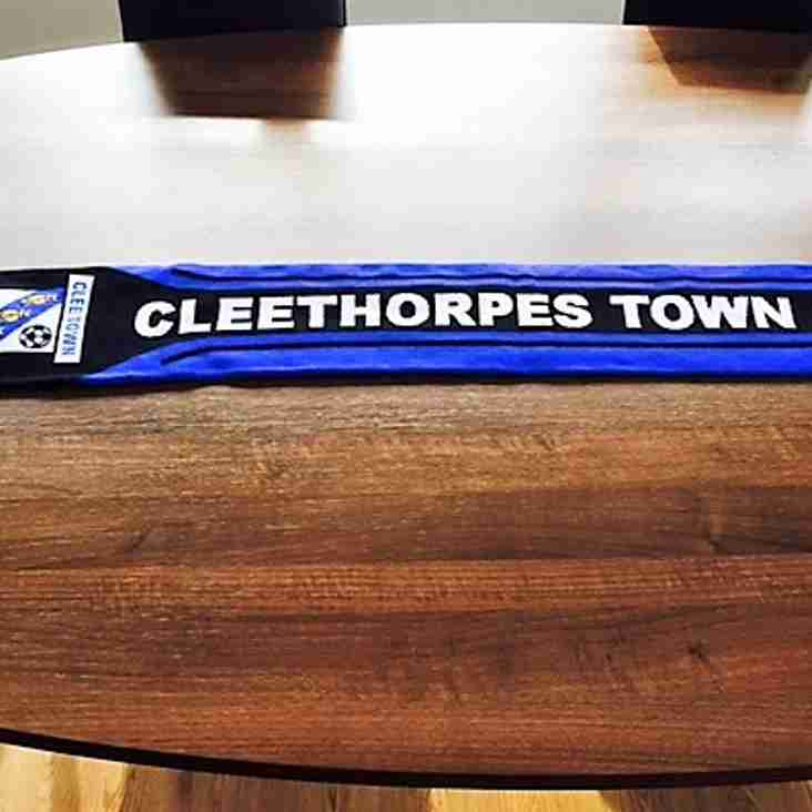 Scarf's Back in Stock Very Soon