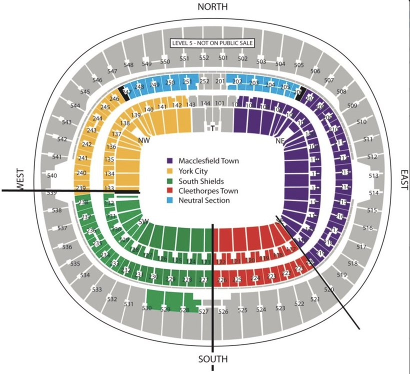 Fa Vase Final Tickets 5 News Cleethorpes Town Fc