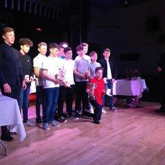 Under 14 JFC League Awards Night