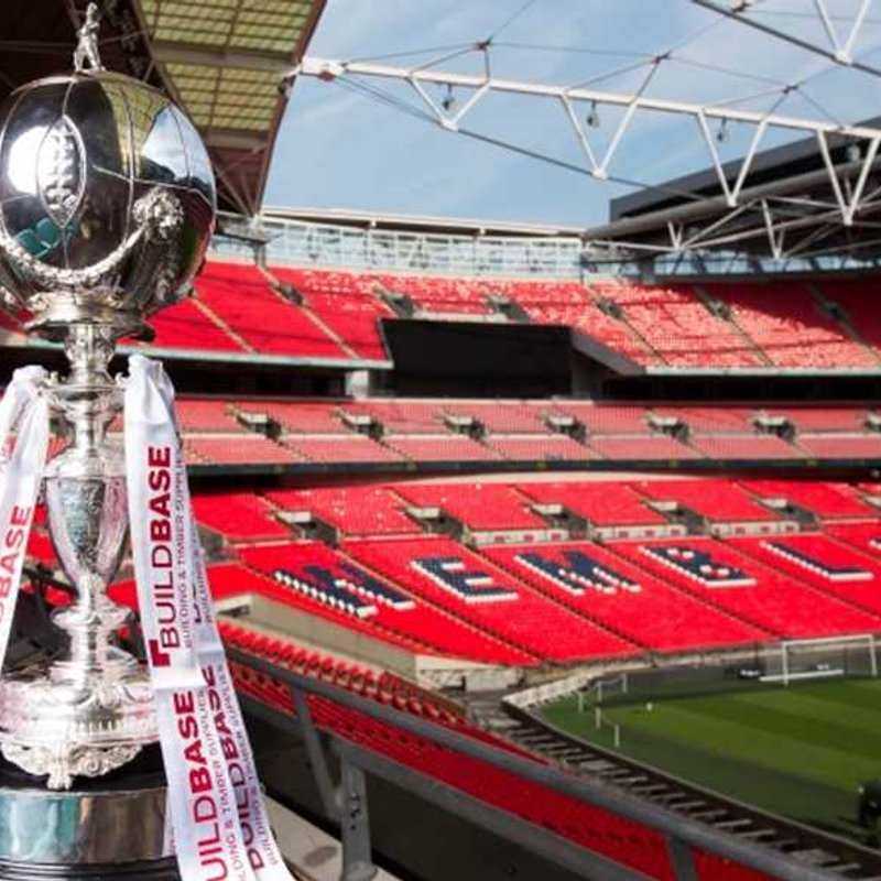 FA Trophy 3rd Qualifying Draw - Home tie if we succeed on Wednesday