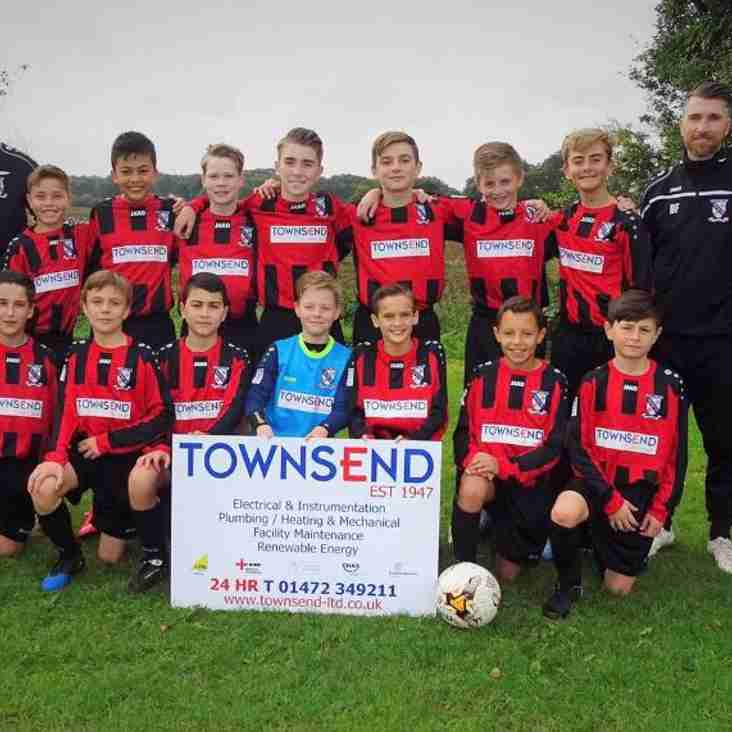 Under 13 Pattesons welcomes new Kit Sponsors