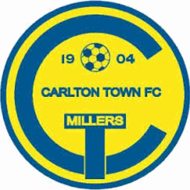 League Game given new date against Carlton Town