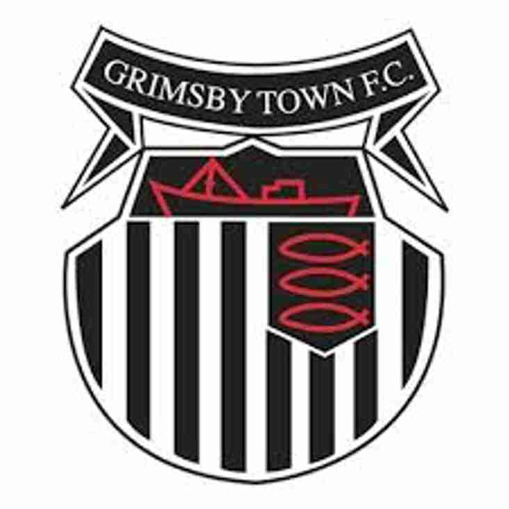 Purchase your Grimsby Town tickets this weekend