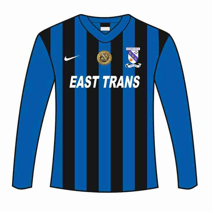 Order our New Replica Shirt