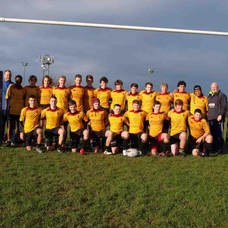 BJC Cup Final v Taunton