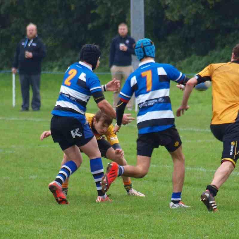U16s v Bath (BJC)