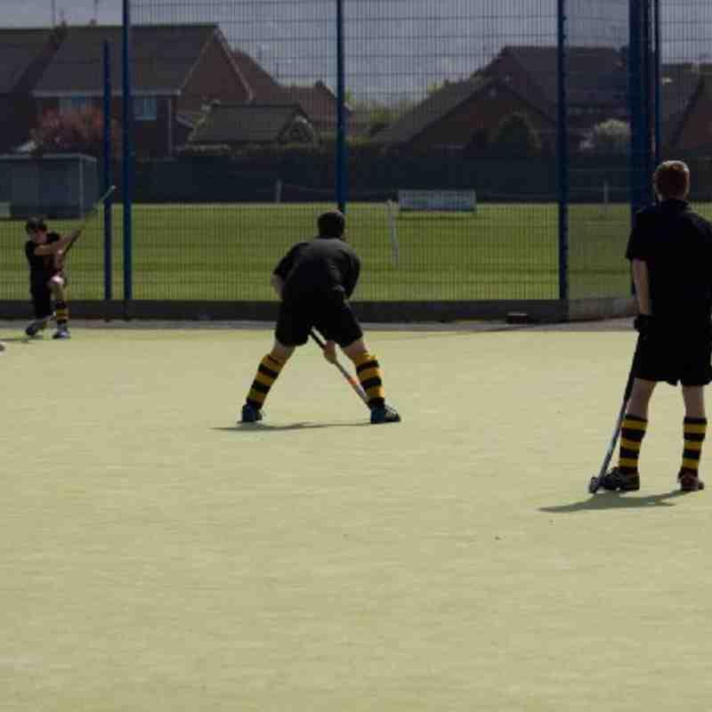 Inter Club Game April 2011