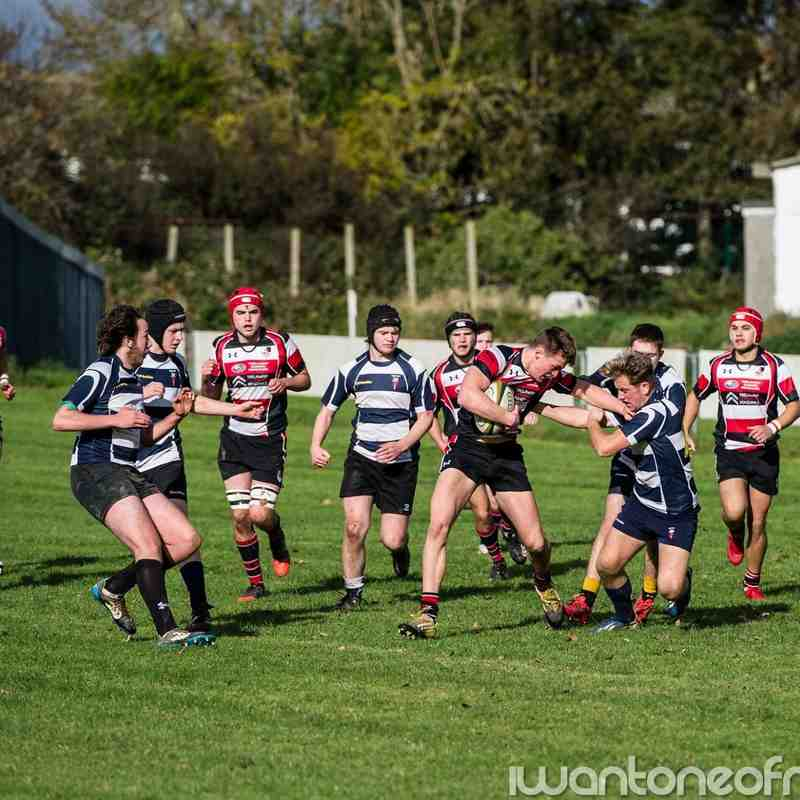 Colts v Helston RFC - Sat  5 Nov 2016