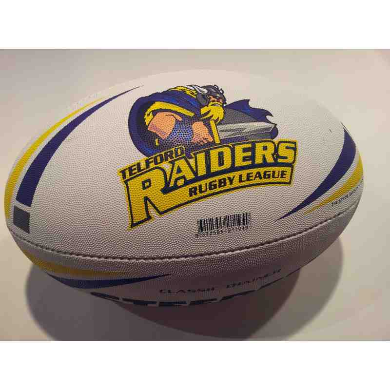 Raiders Steeden Ball