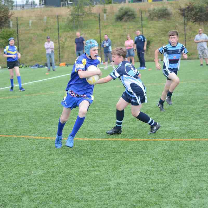 u13s vs Chester Gladiators 09/07/17