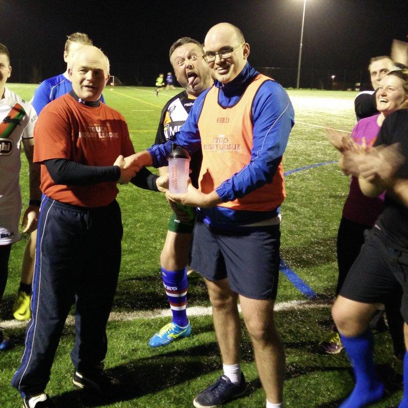 Wrekin Housing Trust Play Touch Rugby League