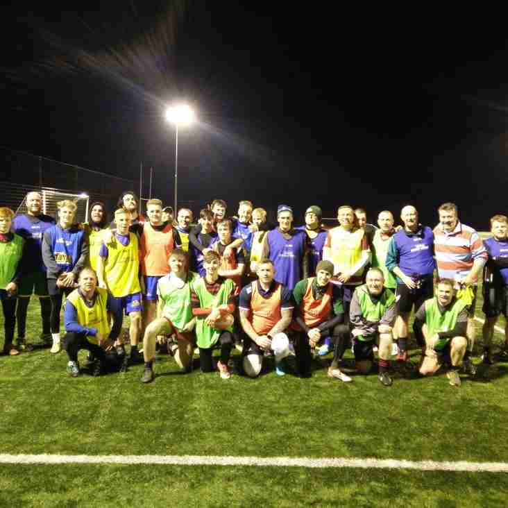 Shropshire 'Play Touch Rugby League' is back!!