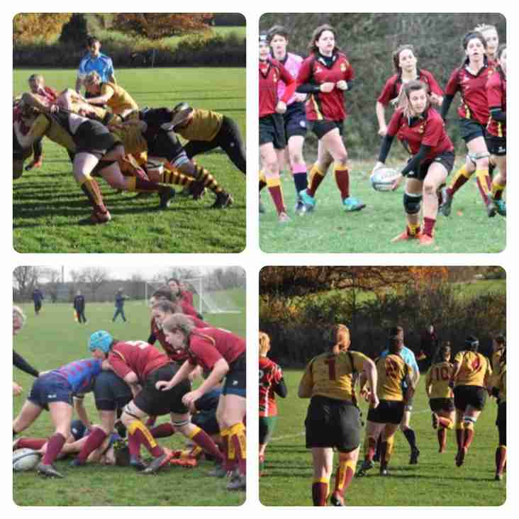 Hampstead Ladies go from strength to strength - on and off the field!