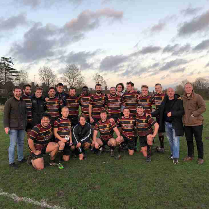Head Coach celebrates fighting spirit behind Hampstead's turn around