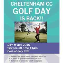CCC Golf Day