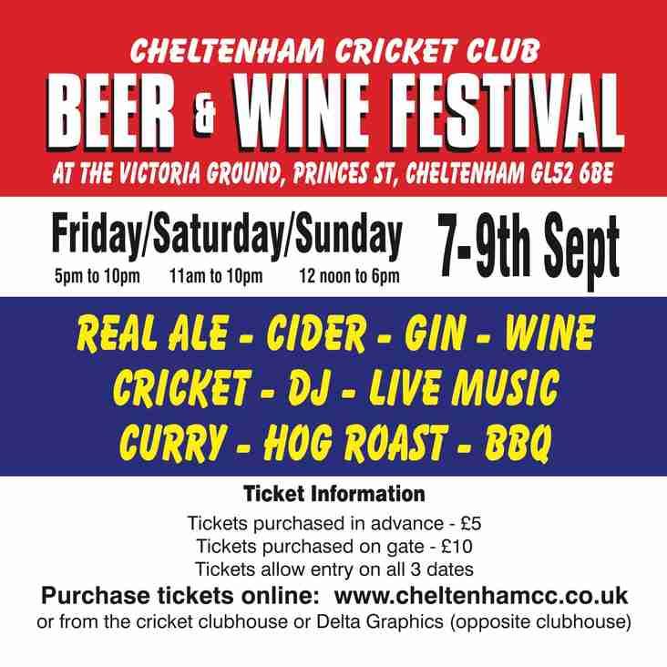 Beer Festival Tickets Go Online
