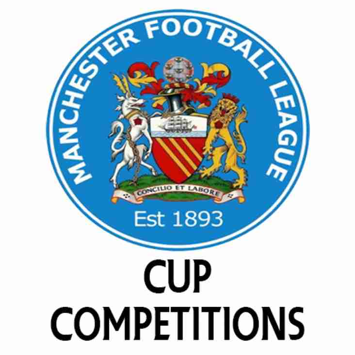 Cup Competitions - Semi Finals