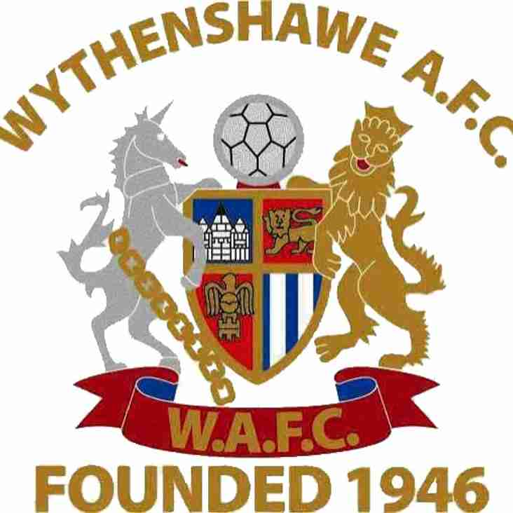 Wythenshawe Amateurs Vacancy