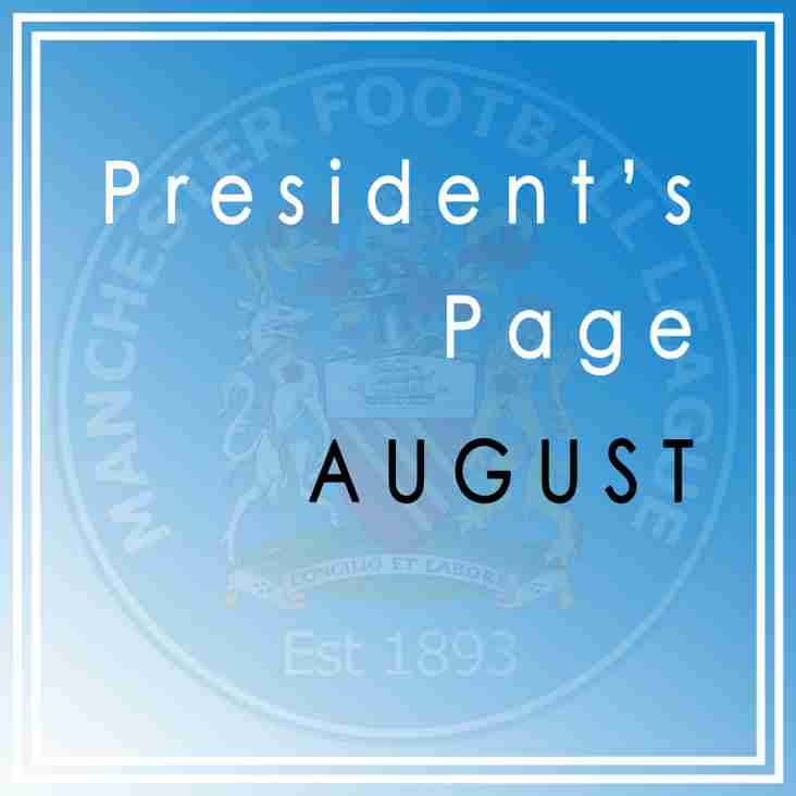 Presidents Page