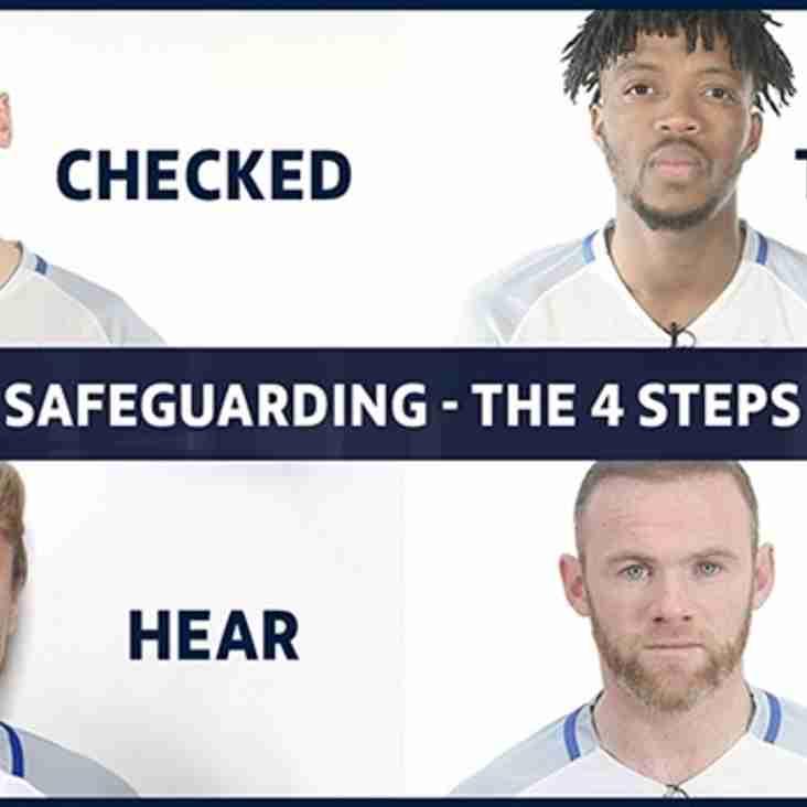 Safeguarding - Play Your Part