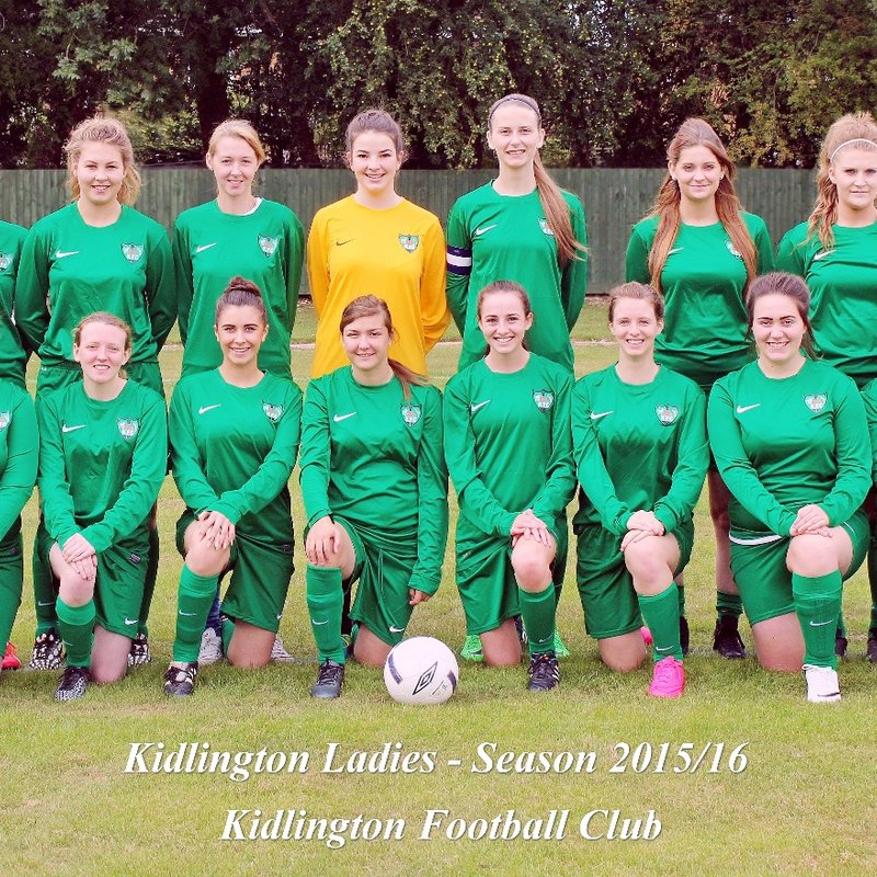 Ladies beat Launton Ladies FC 2 - 1