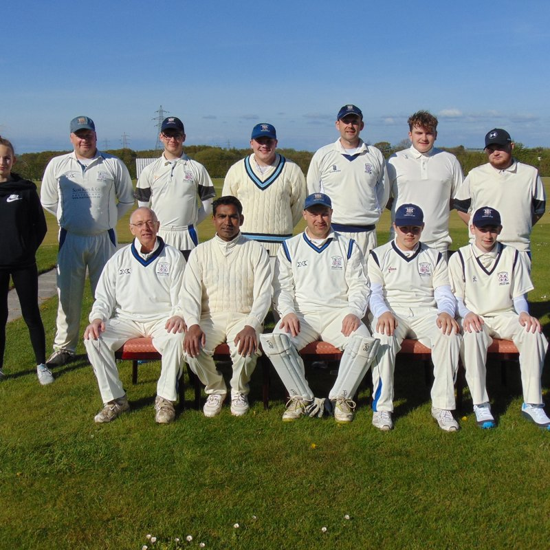 St Helens Town CC - 2nd XI 235/8d - 110 Skelmersdale CC - 2nd XI