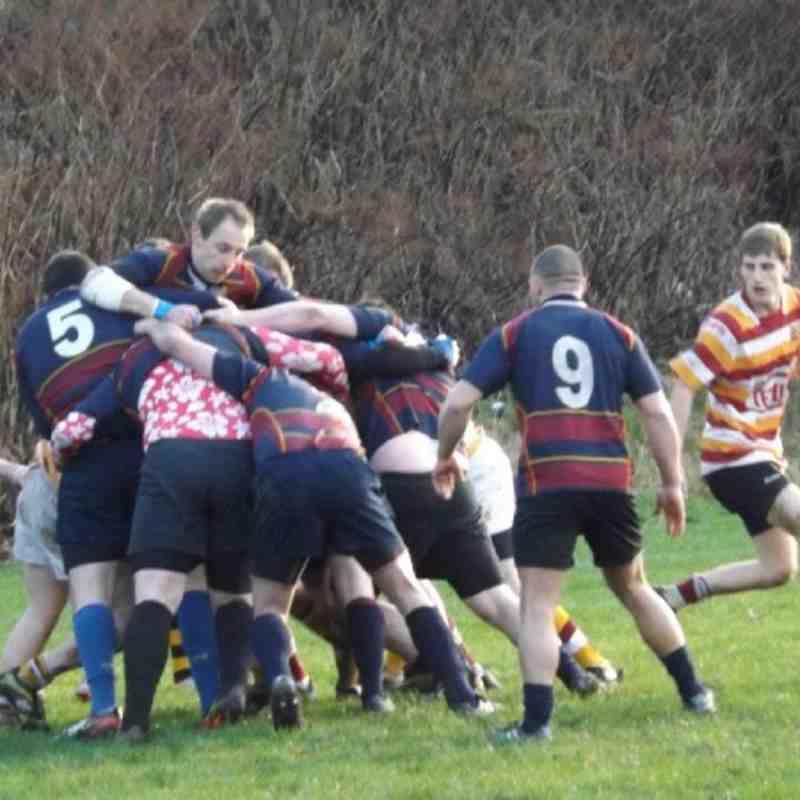 Broughton 1st XV VS Fylde 4th XV