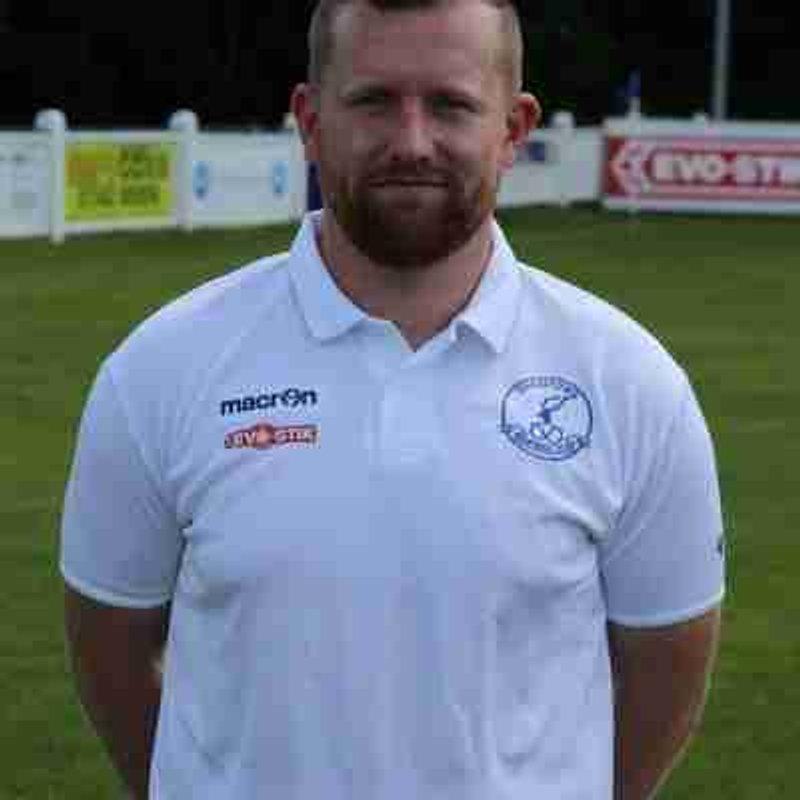 Cameron Stuart post Stamford defeat.