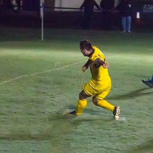 REPORT: Winsford United 1-2 Widnes