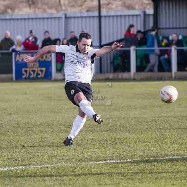 Towey hails 'best defensive performance of the season' in win over Linnets