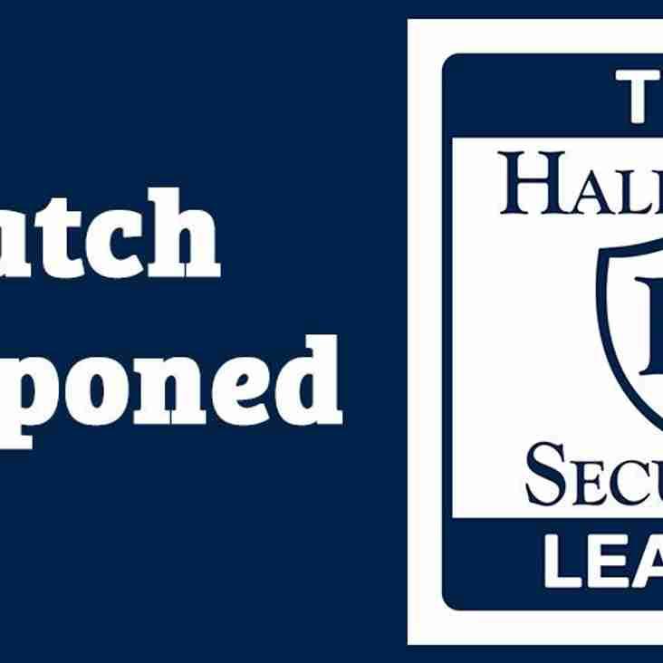 Match Postponed: Maine Road v Widnes