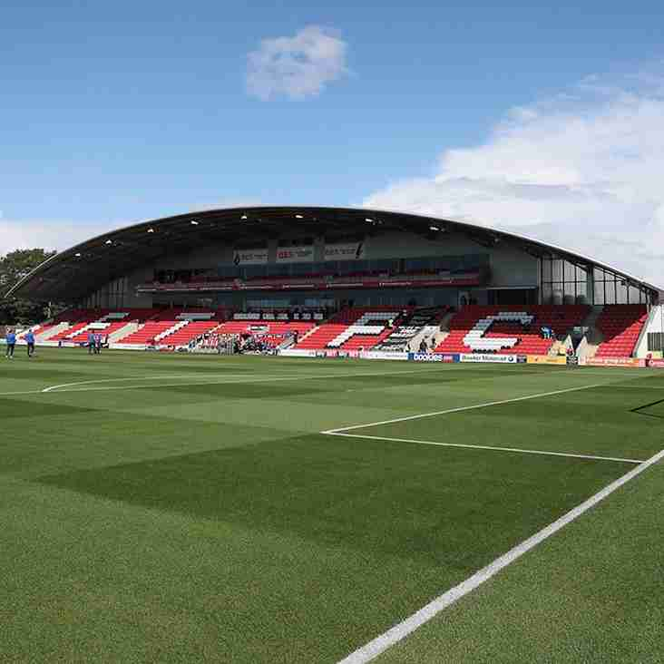 Travelling supporters guide: Macron Cup final