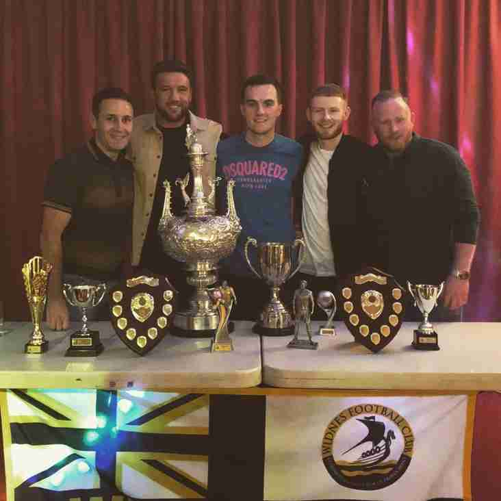 Widnes FC End-of-Season Awards 2017/18: All the winners