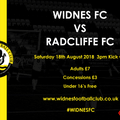 PREVIEW | Widnes v Radcliffe