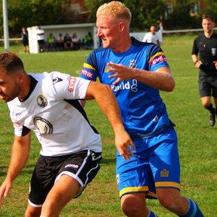 REPORT | Widnes 0-2 Radcliffe