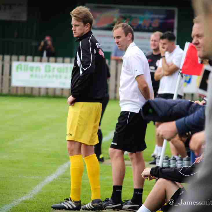 REACTION | Akrigg embarrassed by ill-discipline in Kidsgrove defeat