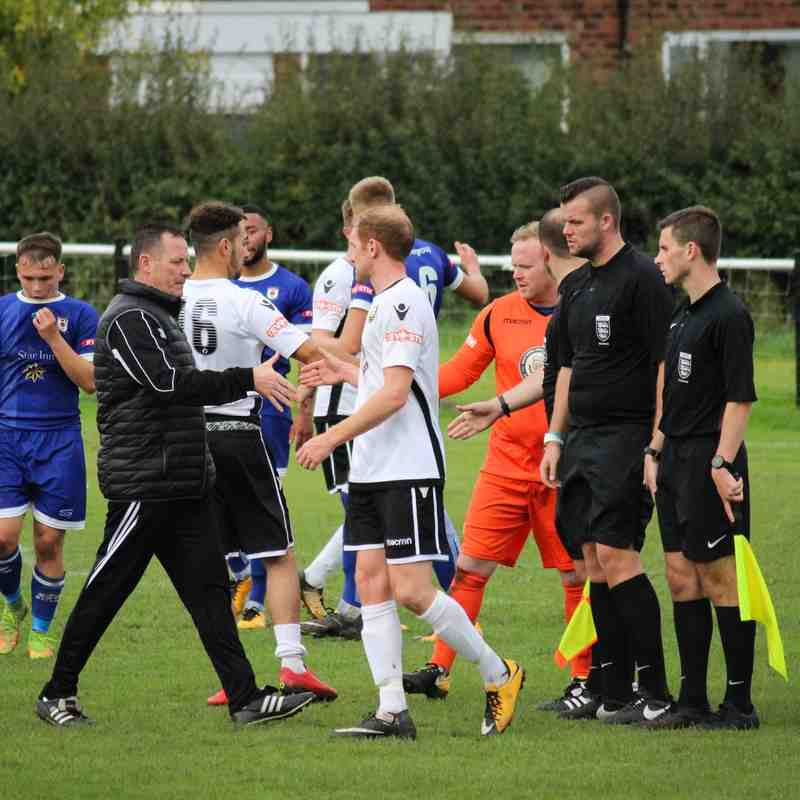 GALLERY | Widnes v Glossop North End