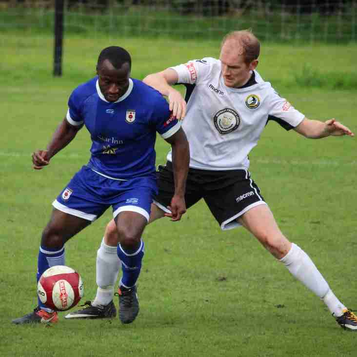 Glossop North End fixture brought forward
