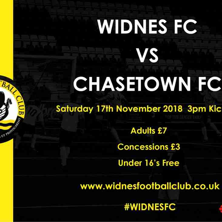 PREVIEW | Widnes v Chasetown