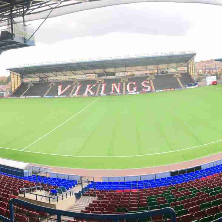 Return Home to the Halton Stadium Confirmed